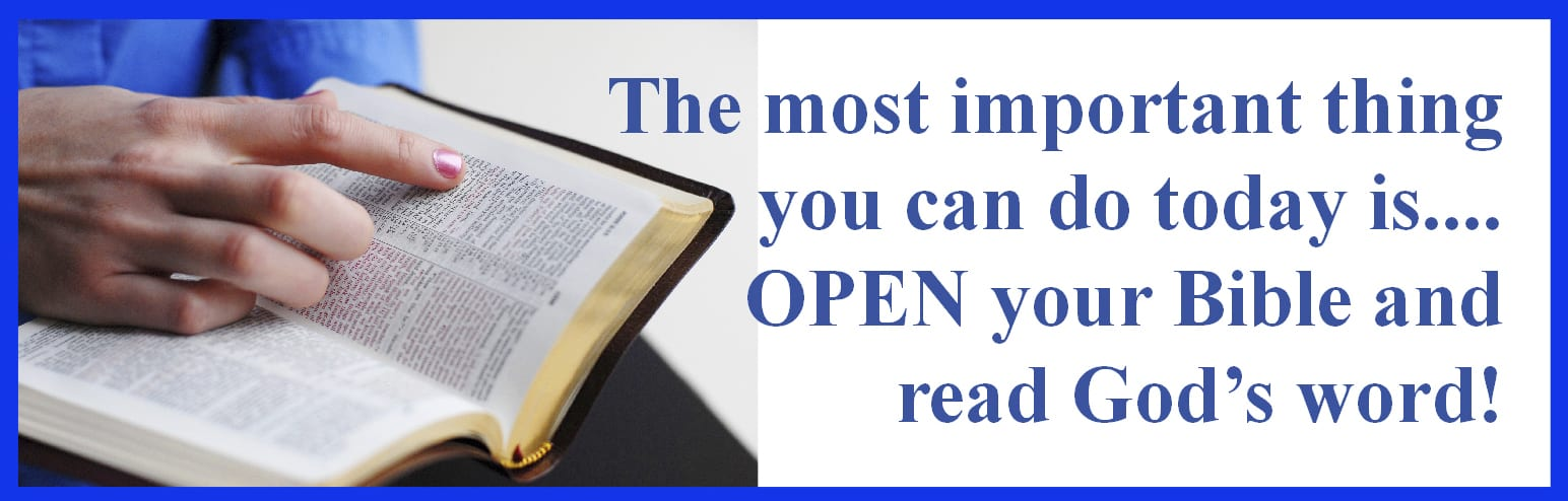 open-your-bible