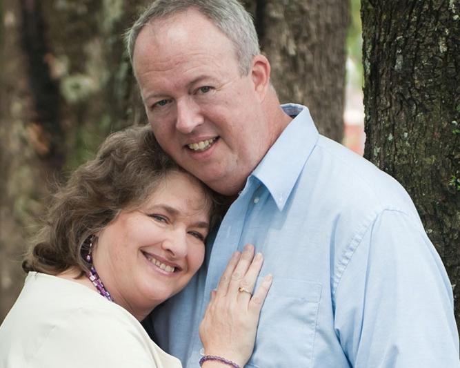 Gary and Karen Shogren