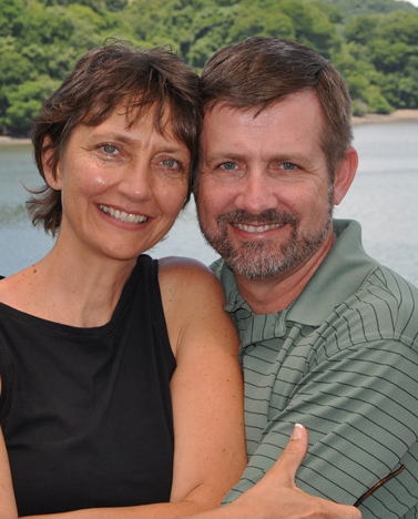 Scott and Lynn Jackson