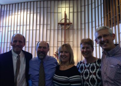 Pastor-Stuart-Bonds-Installation