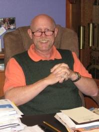 Pastor Bruce Rumsch