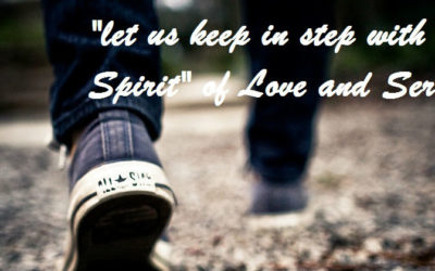 Walking in the Spirit of Love and Service