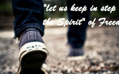 Walking in the Spirit of Freedom