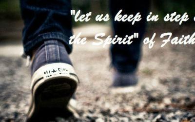 Walking in the Spirit of Faith