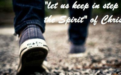 Walking in the Spirit of Christ
