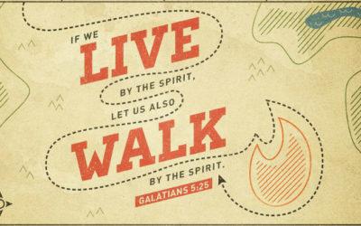 Walking in the Spirit of Grace