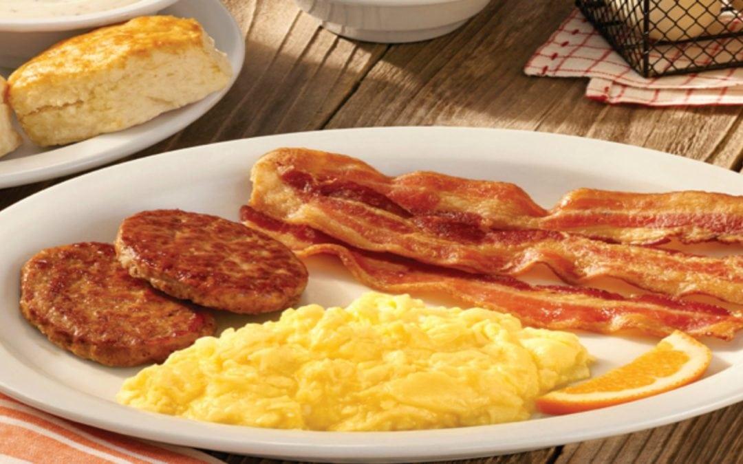 Early Riser's Breakfast