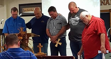 New Hope Deacons