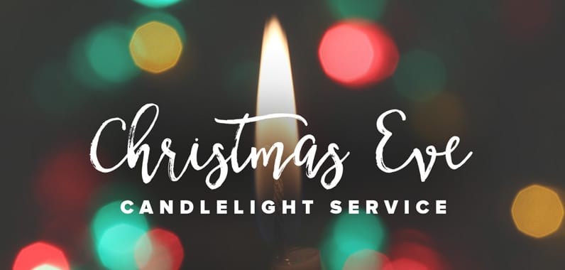 Christmas Eve Candle Light Service