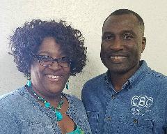 Deacon and Mrs. Warren & Donna Blackmon
