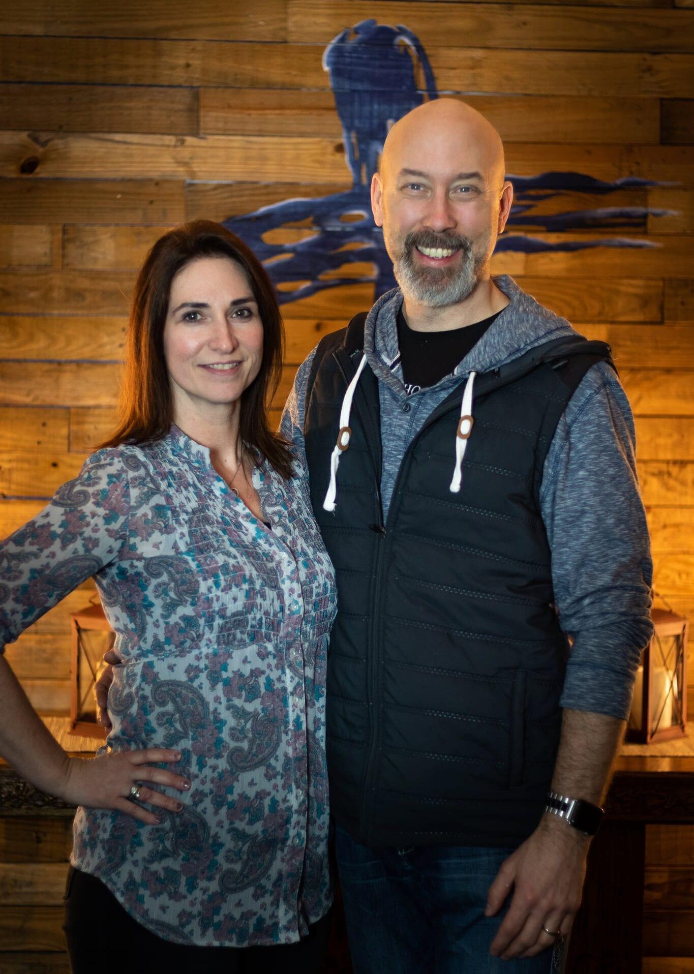 Travis & Sarah Peel