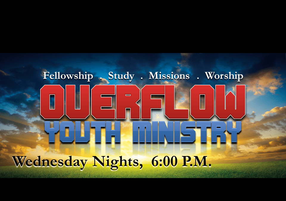 Youth Overflow Gathering