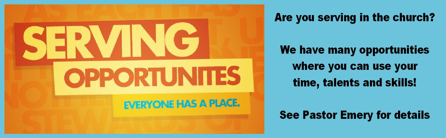 Serving-Opportunities-in-the-church-ad