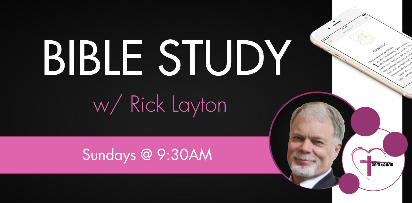 Bible Study with Rick Layton