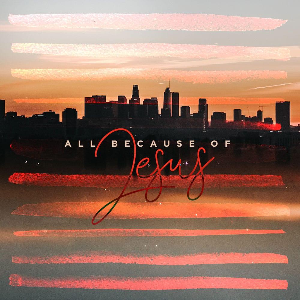 It's All Through Jesus!