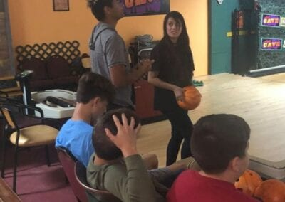 Back to School Bowling Night