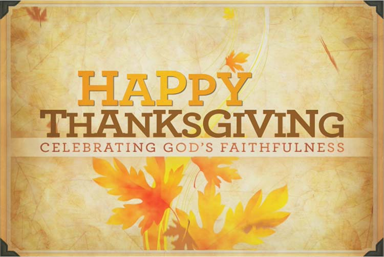 Thanksgiving: Fanning the Flames