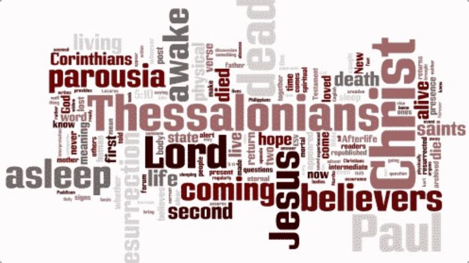 Thessalonians: Stand Firm – Living the Called Life