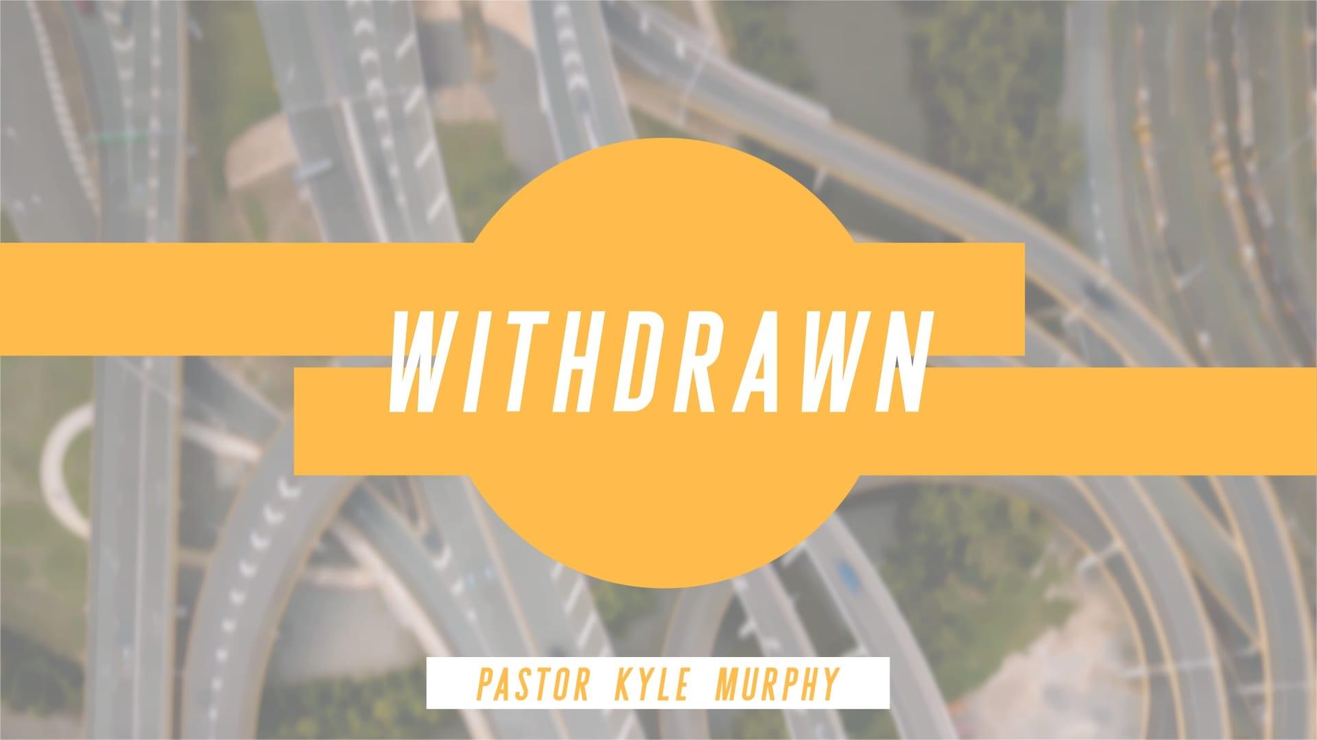 Withdrawn – 8th Street