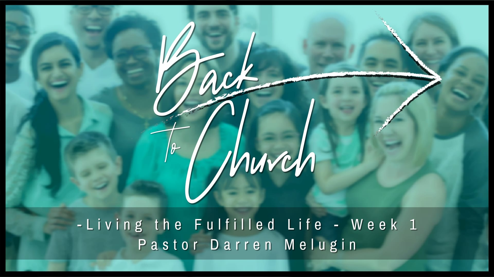 Back to Church – Week 1 – The Church is Believers – Fountain