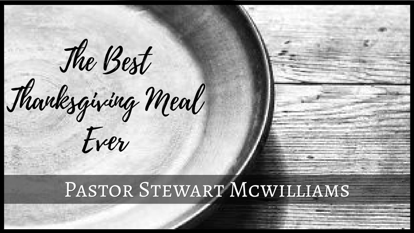 The Best Thanksgiving Meal Ever – 8th Street