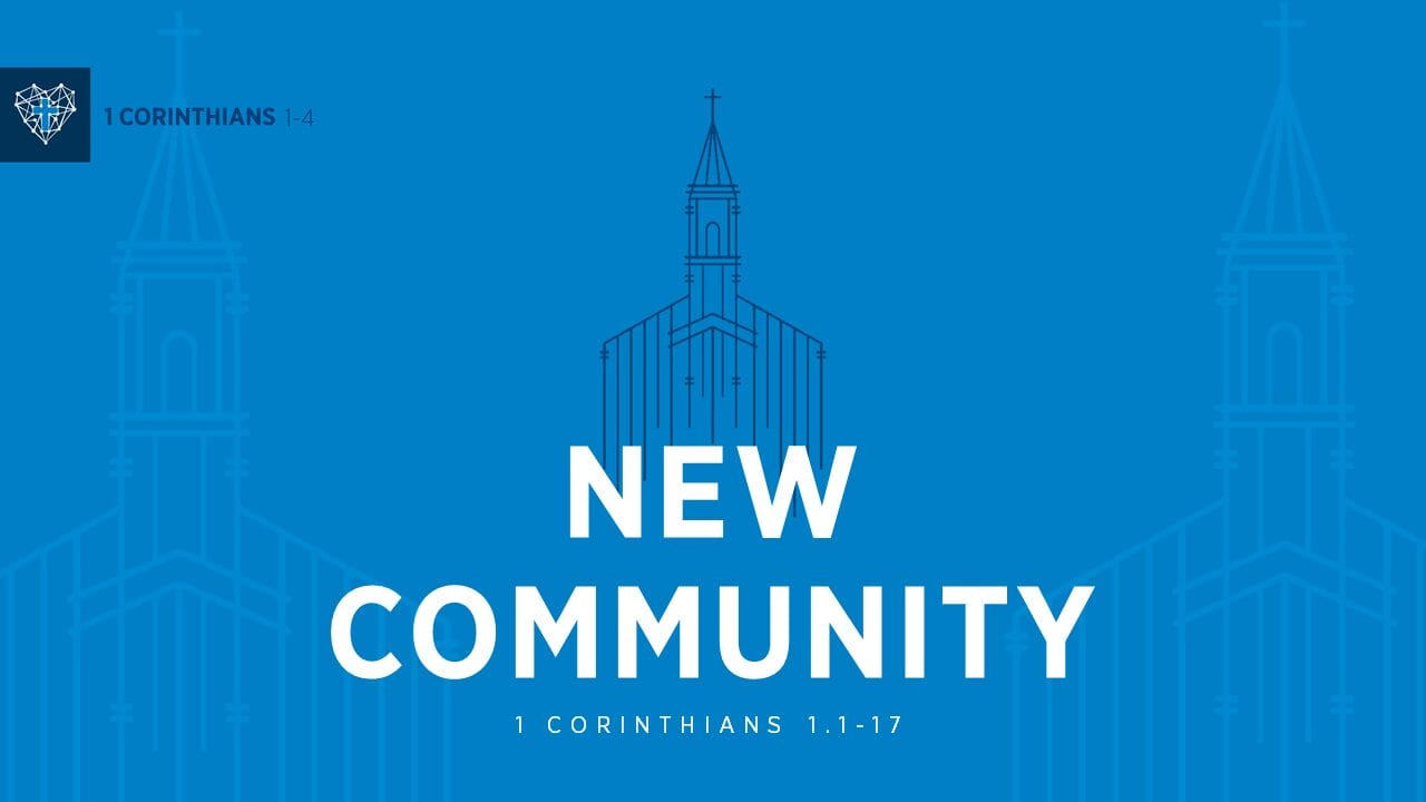 Cross Church : New Community
