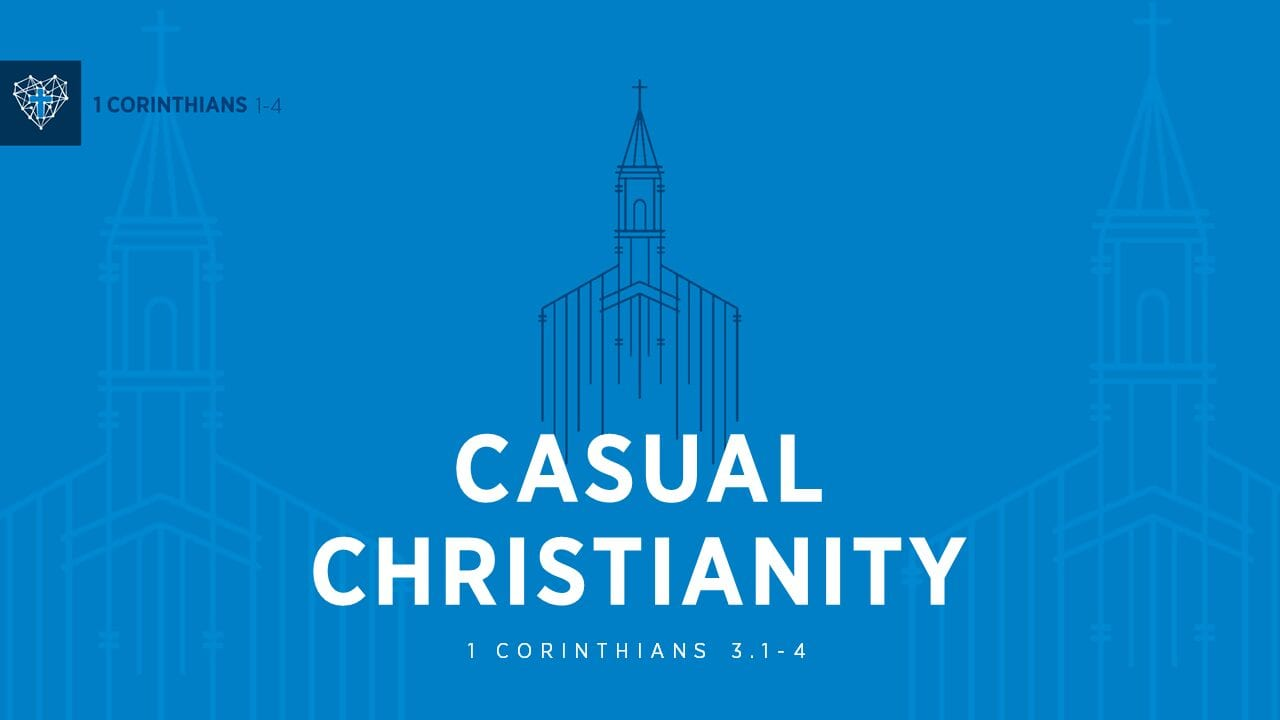 Cross Church : Casual Christianity