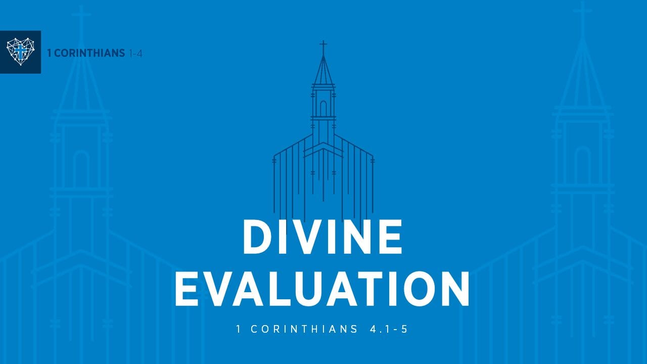 Cross Church : Divine Evaluation