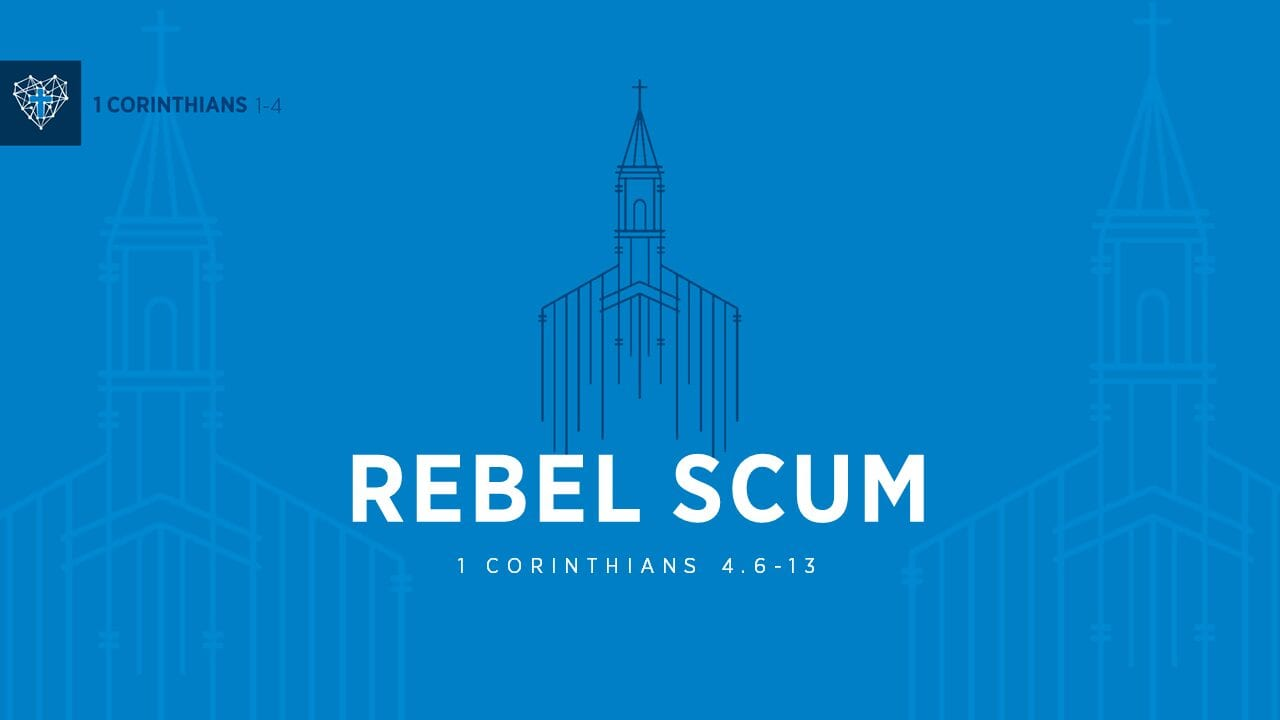 Cross Church : Rebel Scum