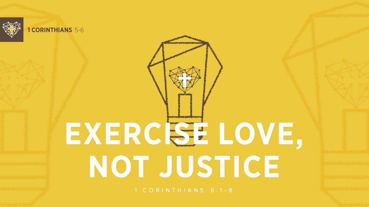 Radiant Culture : Exercise Love Not Justice