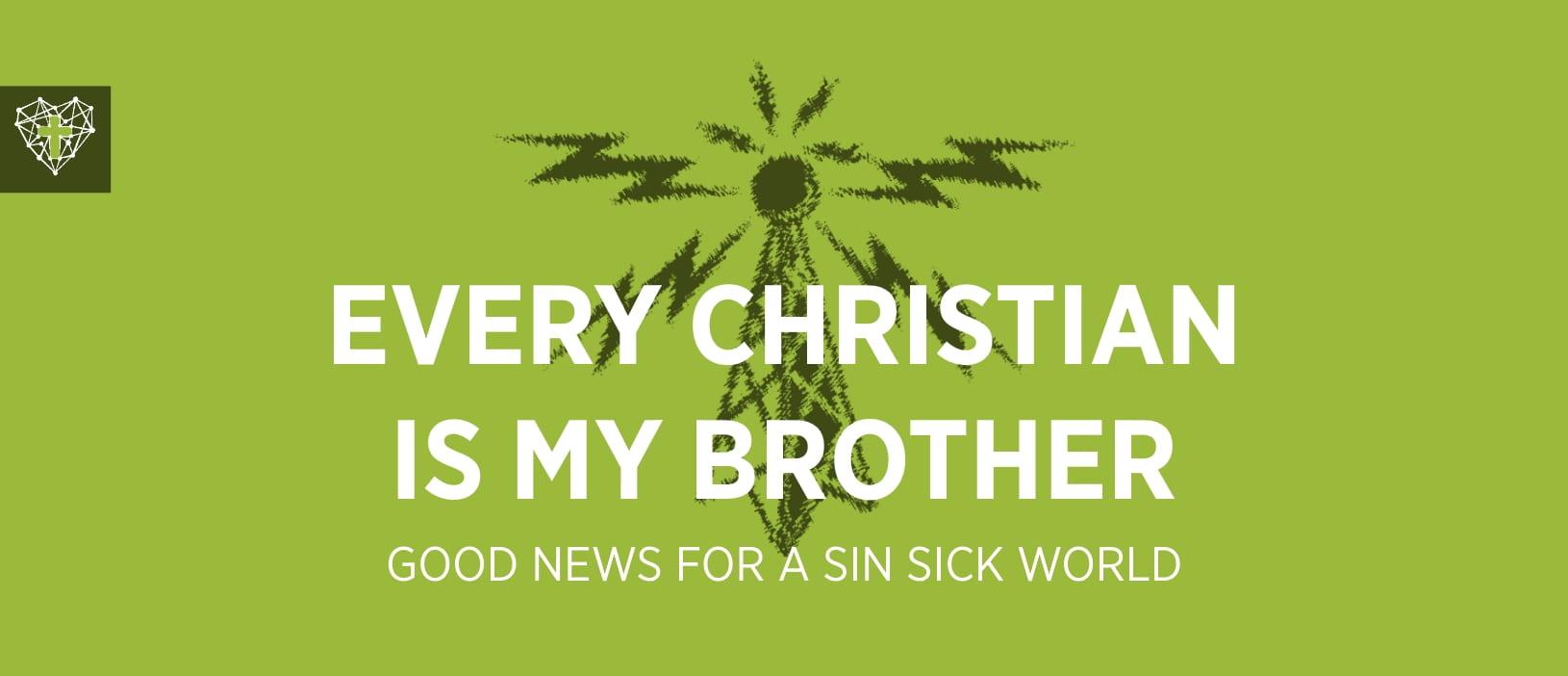 Good News Week 6 : Brothers & Sisters