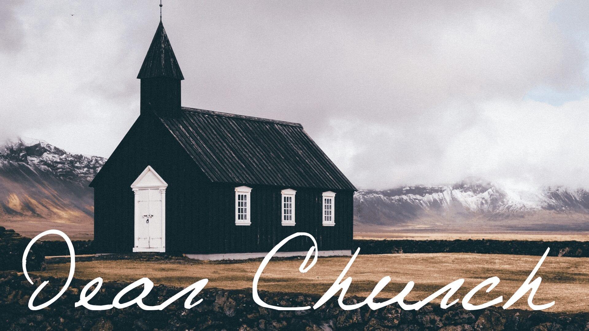 Dear Church – Pietism