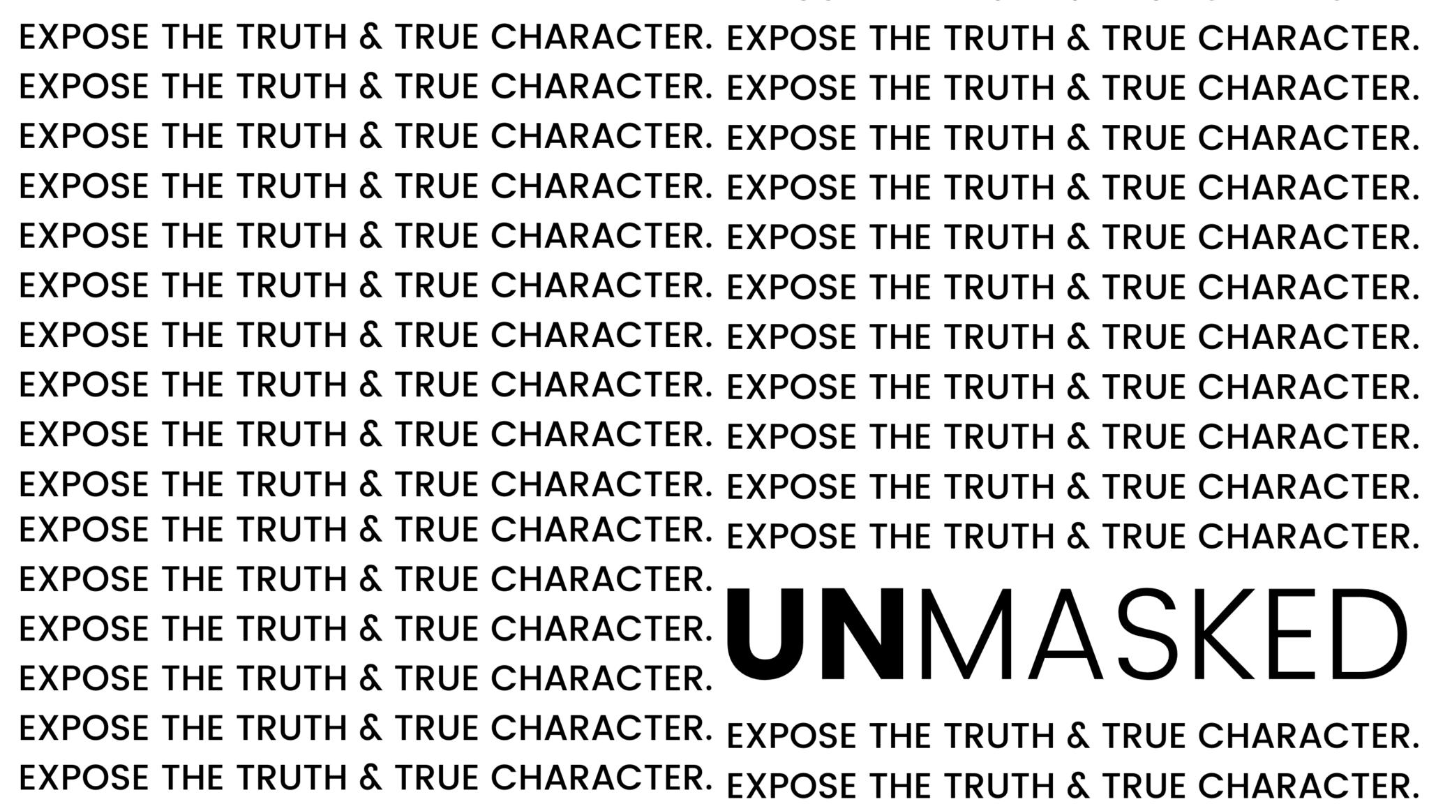Unmasked – Unified Prayer