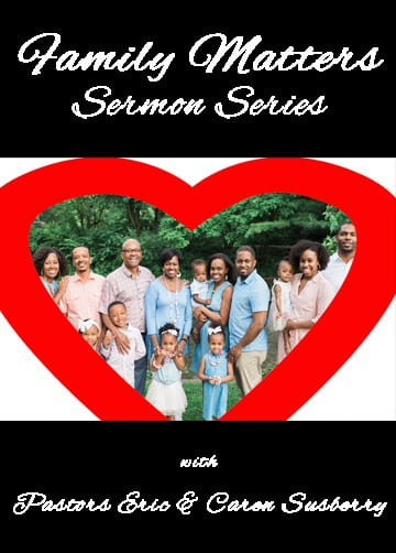 Family Matters – Sexual Purity I