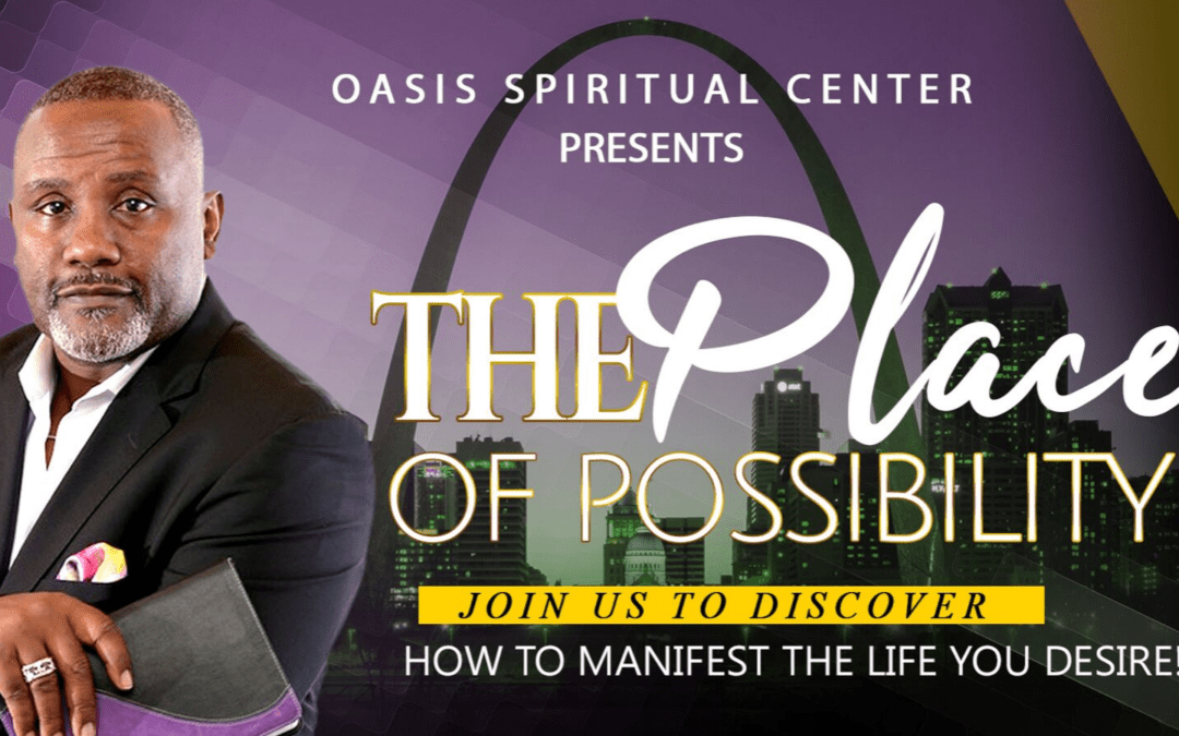Oasis Spiritual Center – St. Louis Service