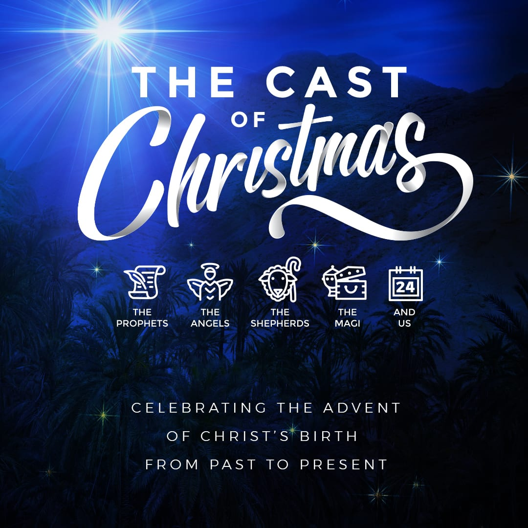 The Cast of Christmas: The Magi