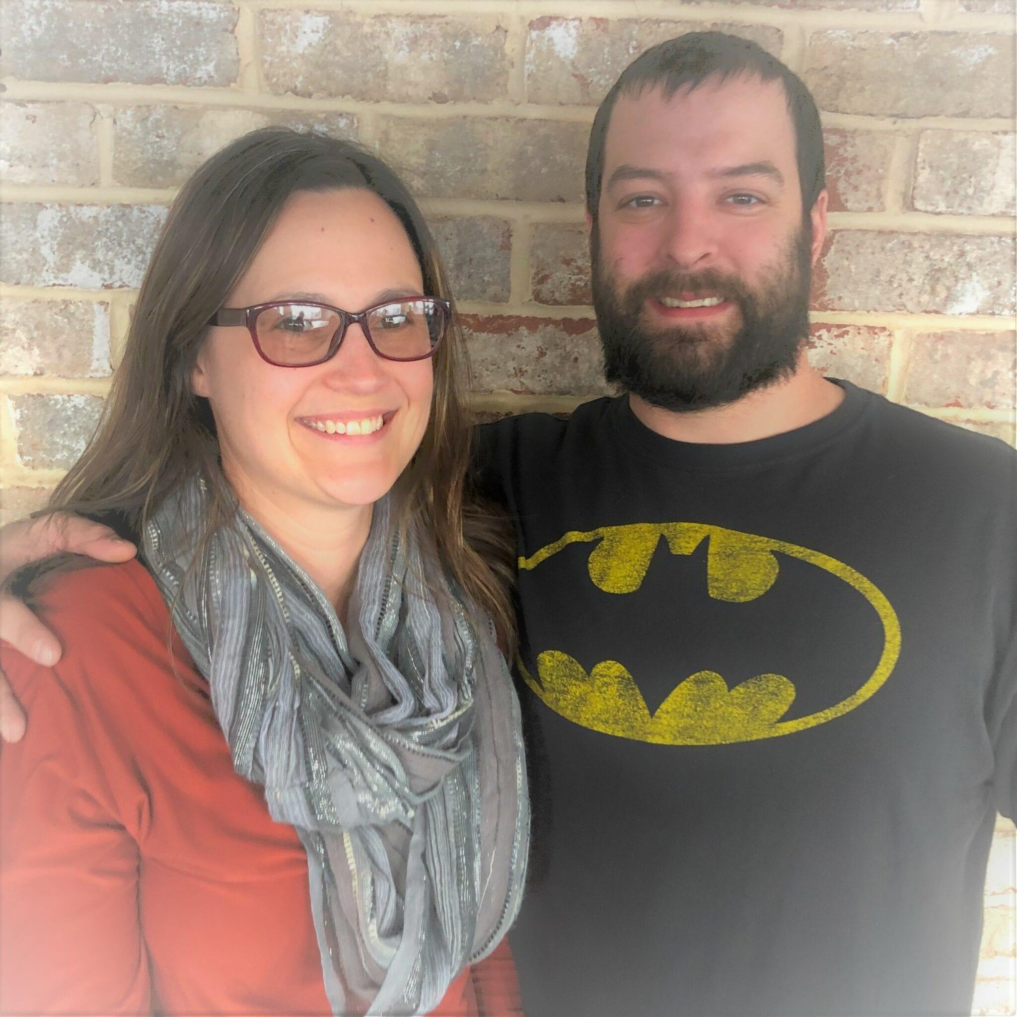 Stephanie and Anthony Kutzler