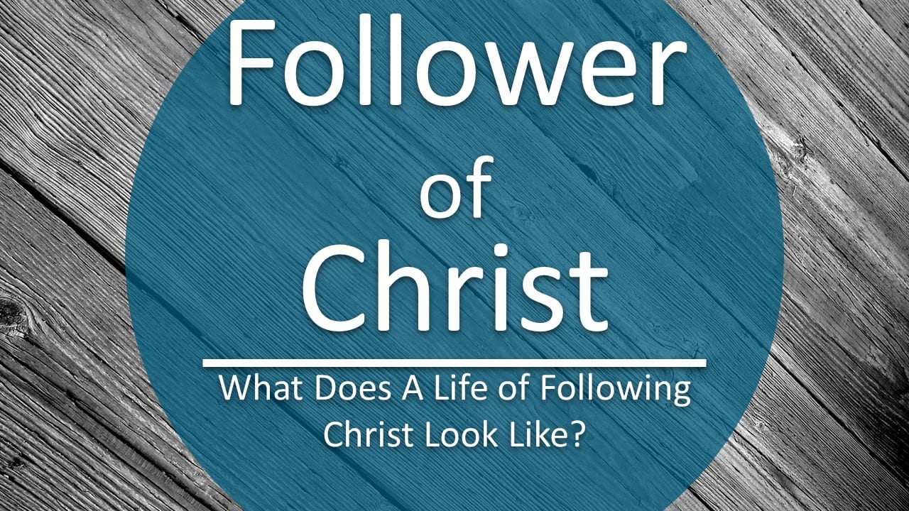 Follower 2 The Cost of Discipleship