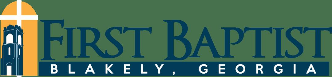 FBC Blakely, GA