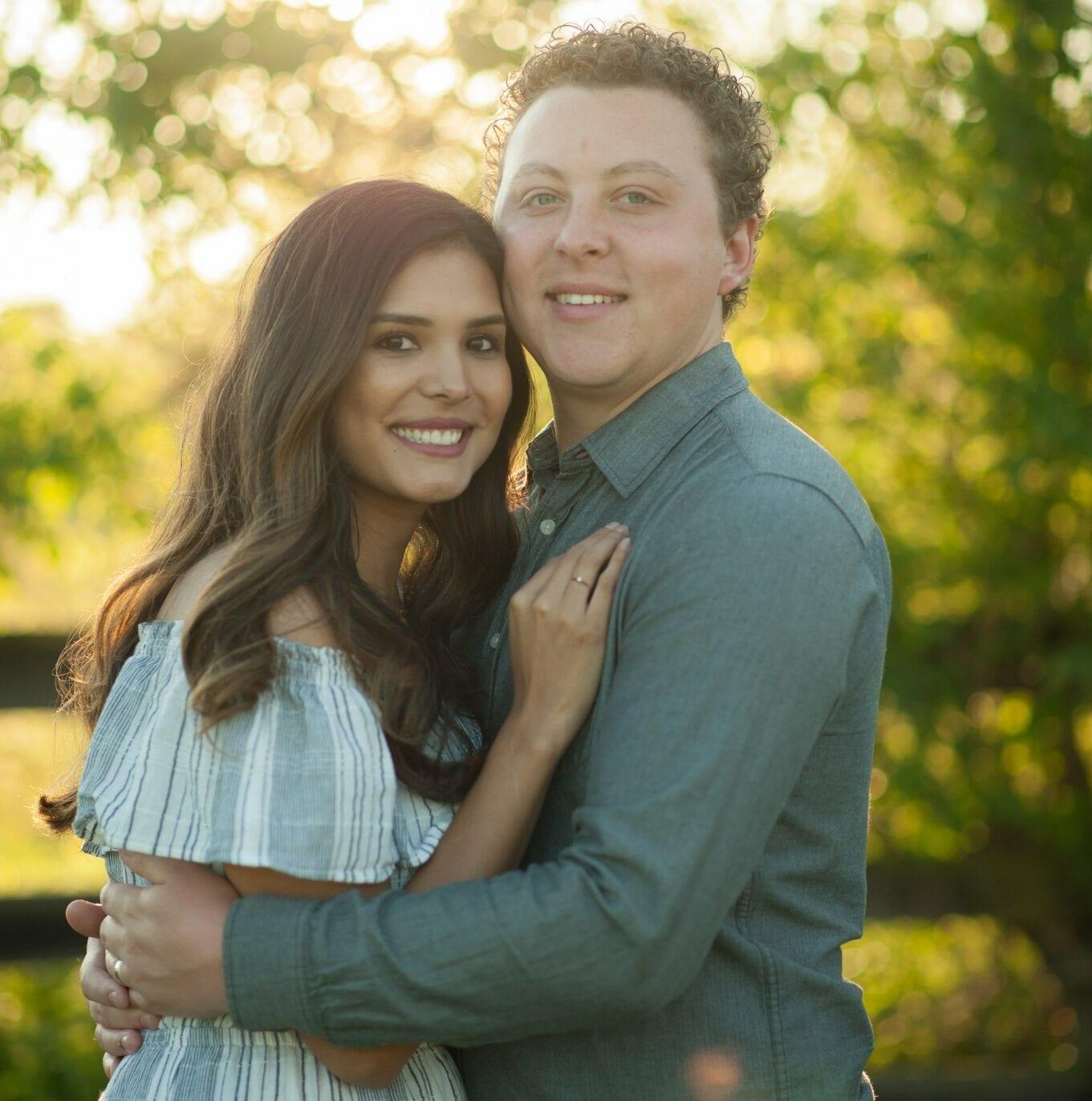 Garrett and Belen Prewitt