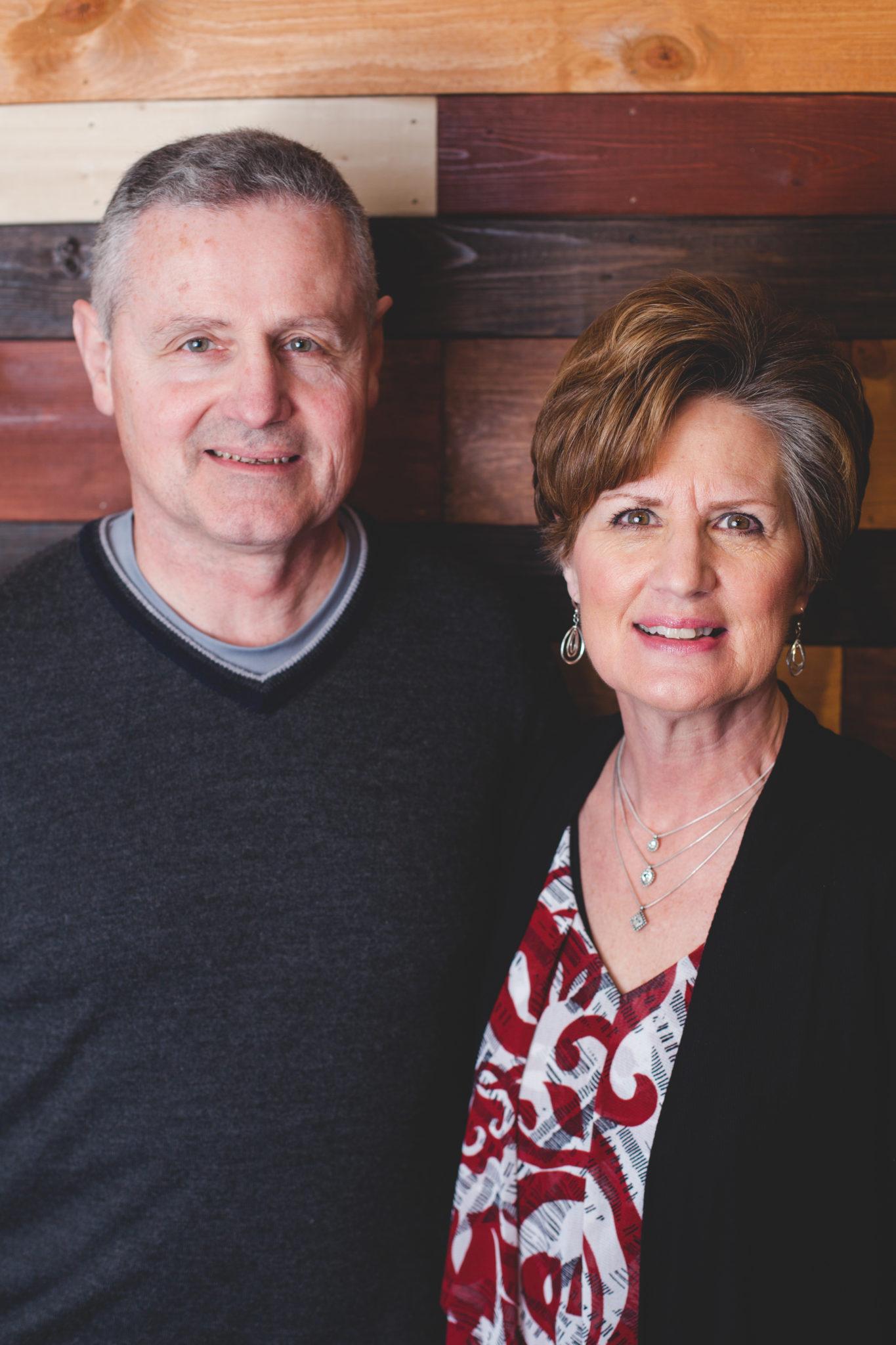 Kent & Pam