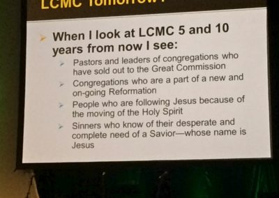 LCMC Conference 2014