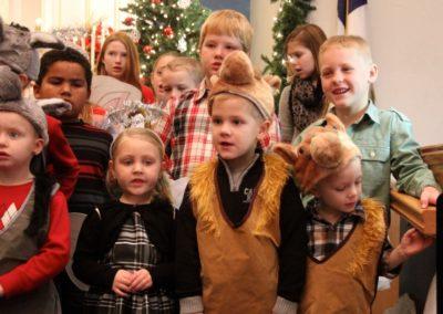 Christmas Program 2014