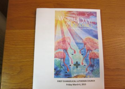 Community World Day of Prayer