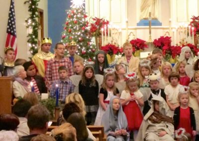 Sunday School Christmas Program 2015