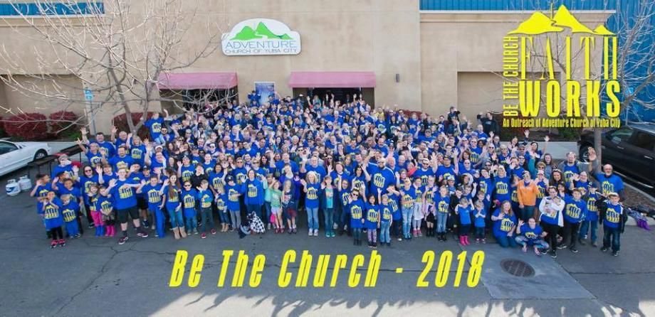 Be the Church Sunday 2018- Jordan Moulton