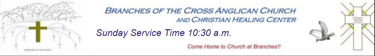Branches of the Cross Anglican Church | Christian Worship, Healing