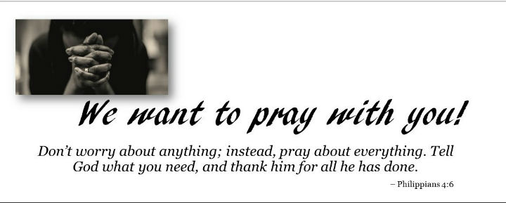 Prayer Requests | Zion Hill Missionary Baptist Church