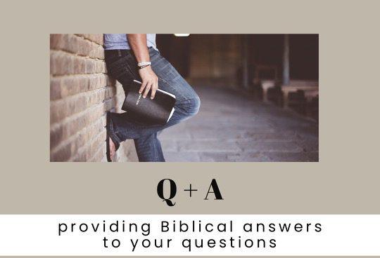 Q & A _ week 1