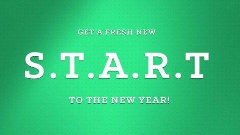 Fresh Start – Part 1
